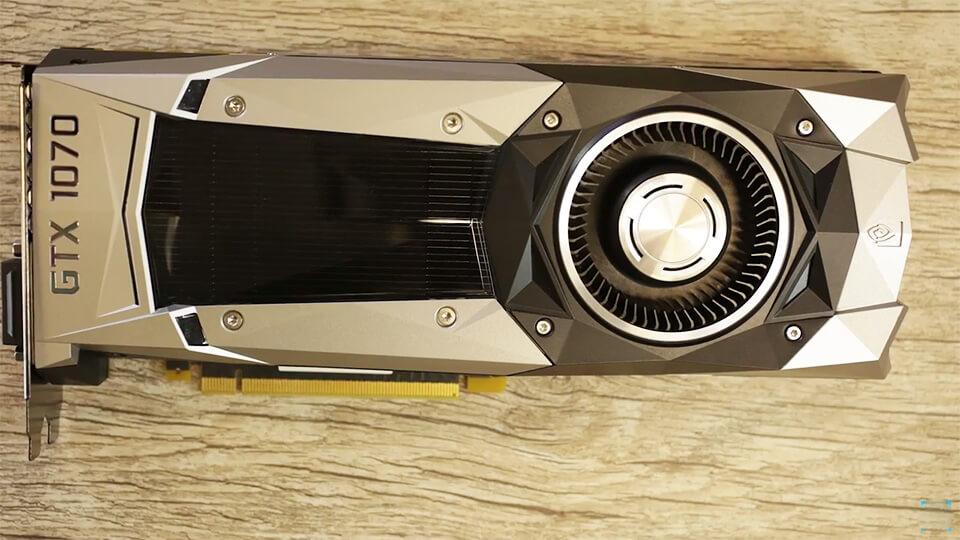 GeForce GTX 1070, цена, обзор, тестирование