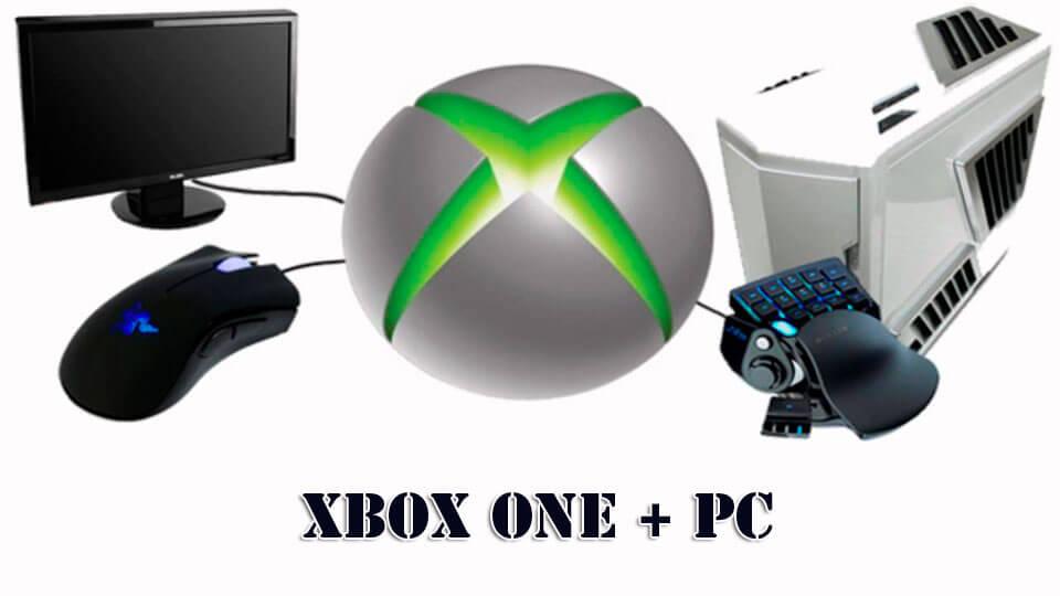 Microsoft объединяет Xbox One и ПК