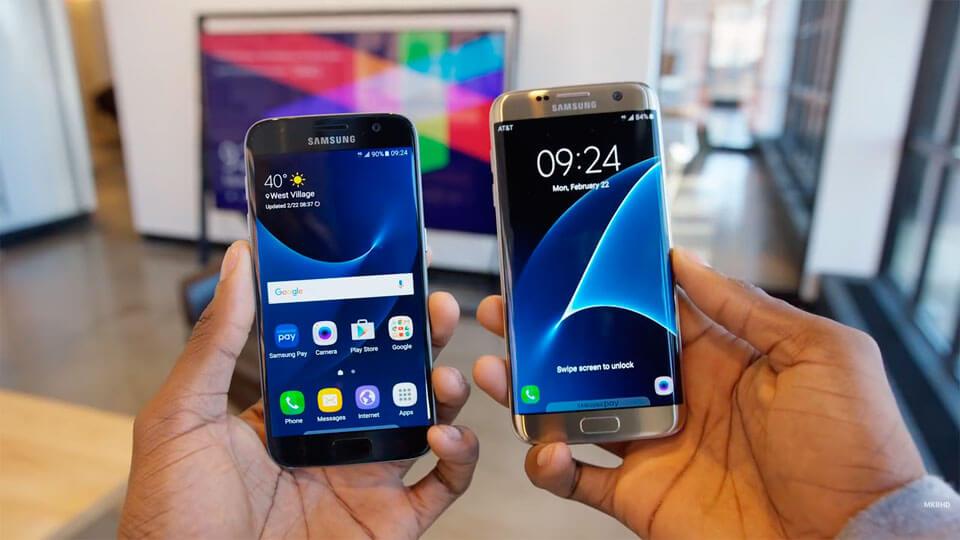 Представлен Samsung Galaxy S7 и S7 Edge