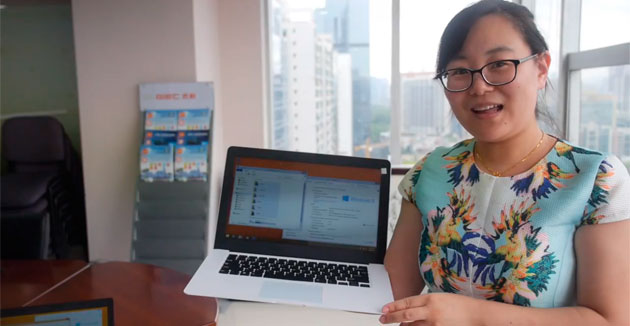Sozdan deshjovyj kitajskij analog MacBook Air
