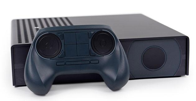 Steam Machine будет мощнее PS 4 и Xbox One
