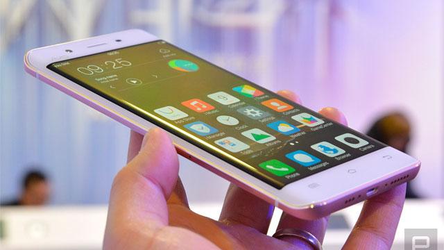 VIVO Xplay 5 Elite новый смартфон из Китая