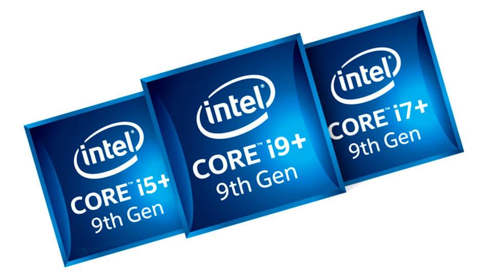 новый ассортимент цп Интел приходит