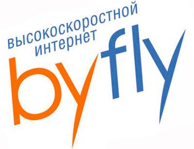 Настройка интернета byfly