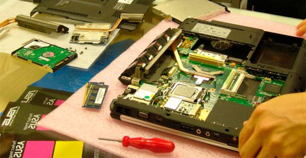 замена процессора в ноутбуке