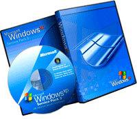 Загрузочный диск windows xp